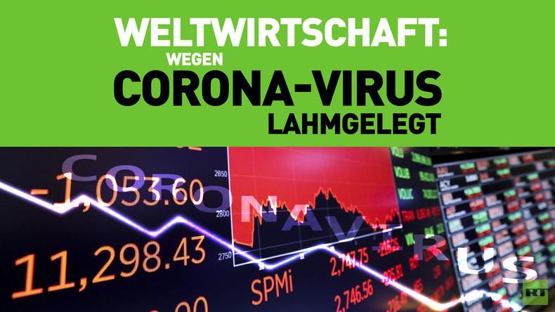 COVID-19 legt Weltwirtschaft lahm