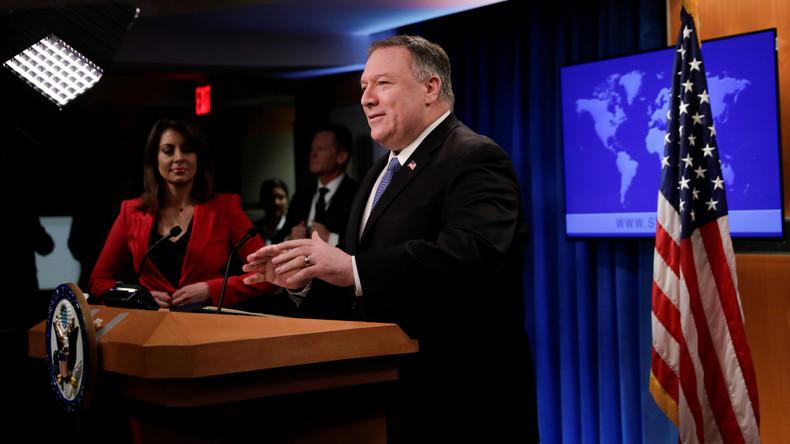 Pompeo bedroht Familienmitglieder von ICC-Staatsanwälten wegen Untersuchung zu US-Kriegsverbrechen