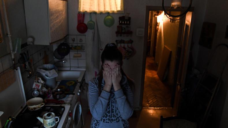 Häusliche Gewalt in Russland:  Bis dass der Tod uns scheidet?