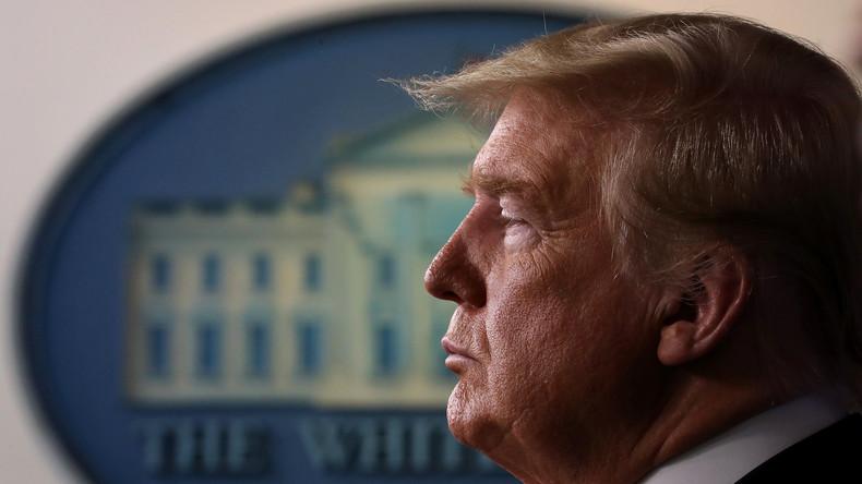 LIVE: Coronavirus – Trump hält Pressekonferenz