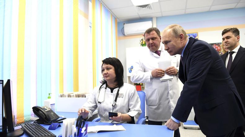 Corona: Russland ist besser vorbereitet (Video)