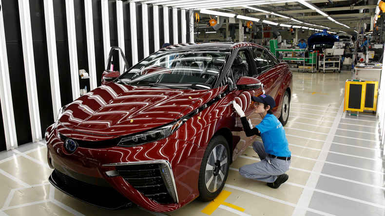 Zur Eindämmung der Pandemie: Globale Autohersteller stoppen Produktion in Werken in Nordamerika