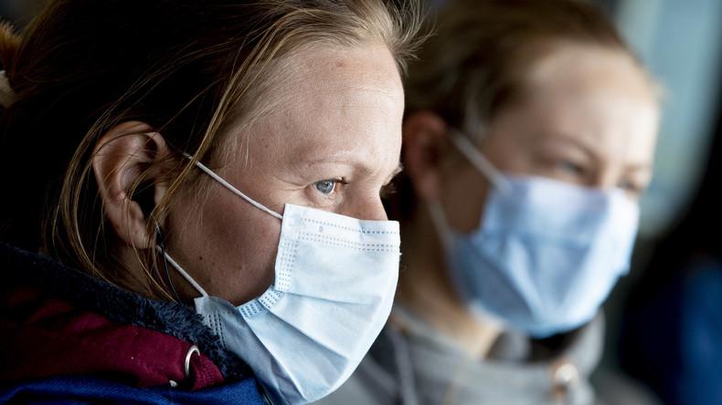 Flugverkehr in Zeiten der Corona-Epidemie: So reagiert Moskau (Video)