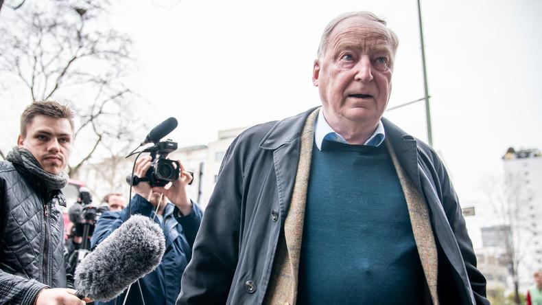 """AfD-Bundesvorstand fordert Selbstauflösung des """"Flügels"""""""