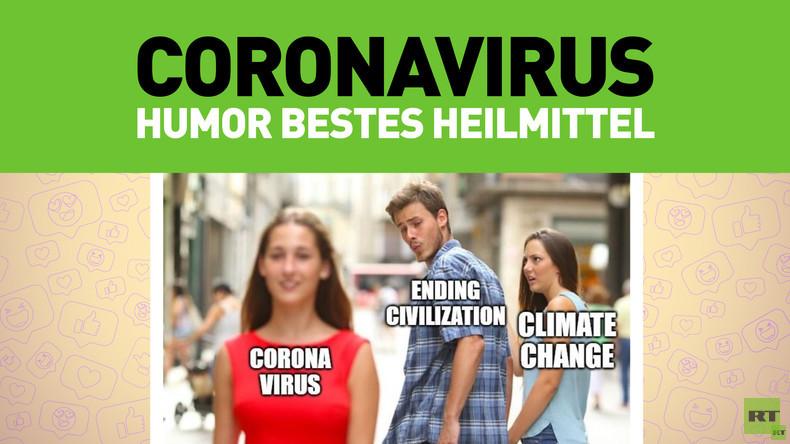 Coronavirus: Humor in Zeiten der Pandemie