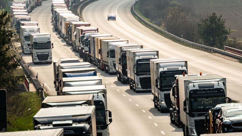 EU-Industrieminister fürchten Unterbrechung der Lieferketten
