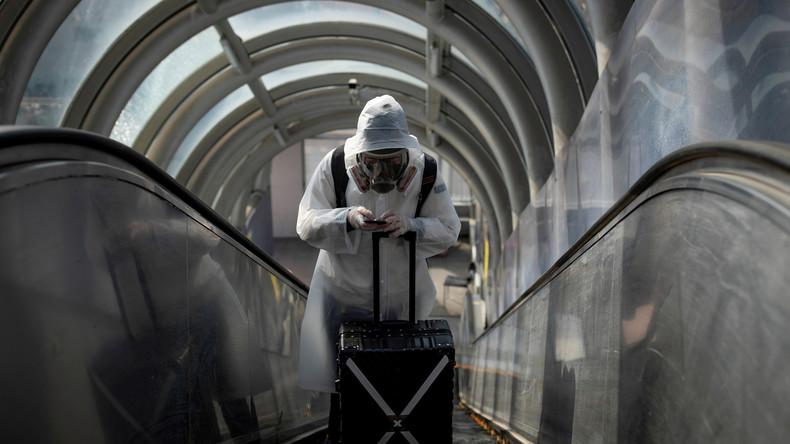 Reisende bringen Coronavirus nach China zurück – Peking will zweite Ansteckungswelle verhindern