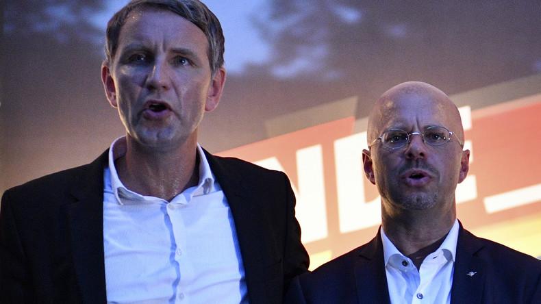 """AfD-Machtkampf: Höcke löst """"Flügel"""" auf"""