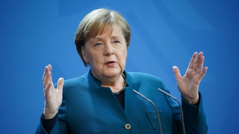 Merkel hatte Kontakt zu Corona-Infiziertem