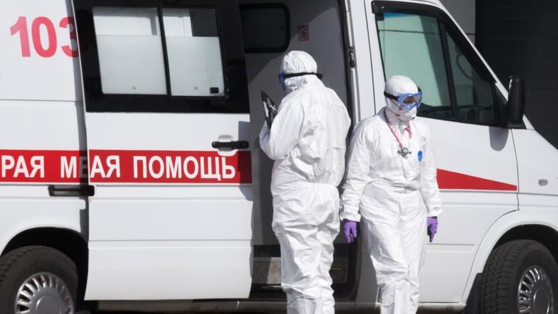 Zahl der Corona-Patienten in Russland steigt auf 438