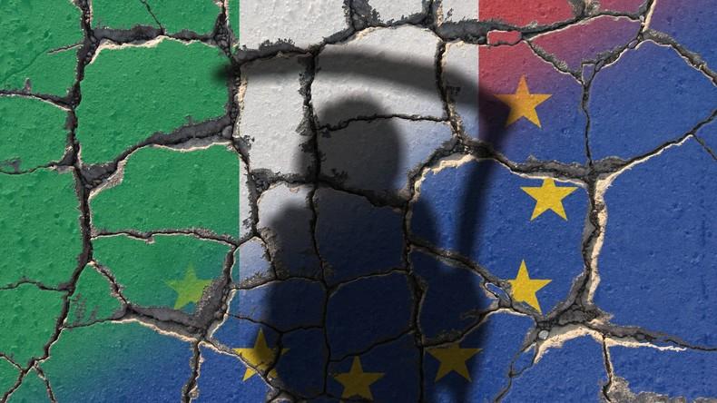 """Italienischer Ex-Außenminister: EU ließ Italien im Kampf gegen Coronavirus """"praktisch allein"""""""