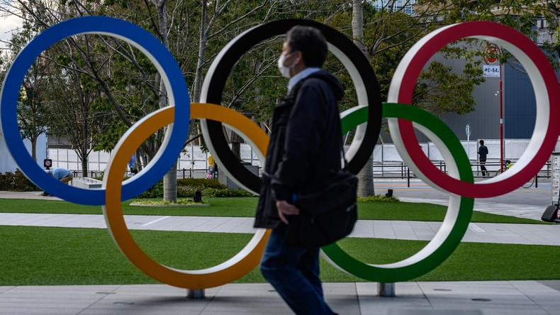 Nicht dabei sein ist alles: Olympische Spielein Tokio werden auf 2021 verschoben