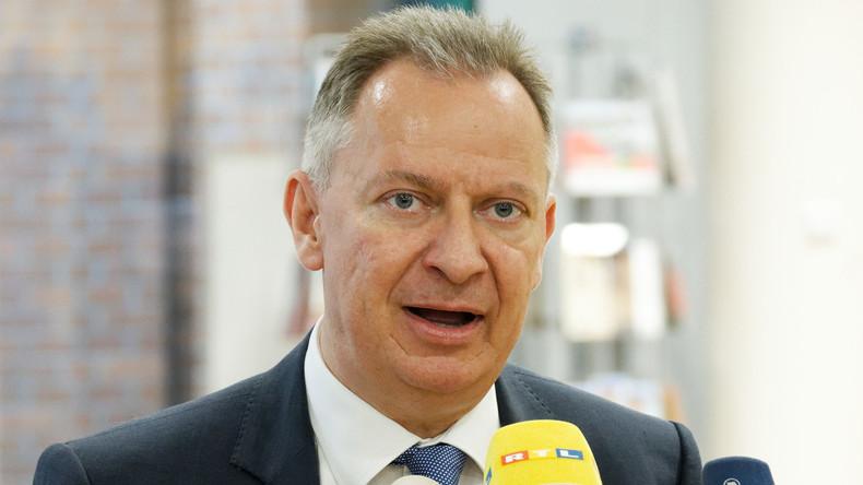 CDU-Landrat platzt Kragen nach kritischer Frage zu seiner Bitte um Hilfe an China