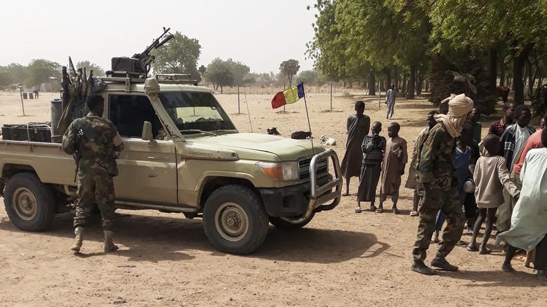 Terrormiliz Boko Haram tötet weit über 100 Soldaten in Nigeria und Tschad