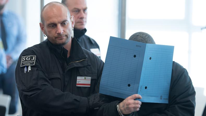 """Haftstrafen für Mitglieder von """"Revolution Chemnitz"""""""