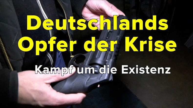 RT Deutsch Spezial: Deutschlands Opfer der Corona-Krise – Kampf um die Existenz (Video)