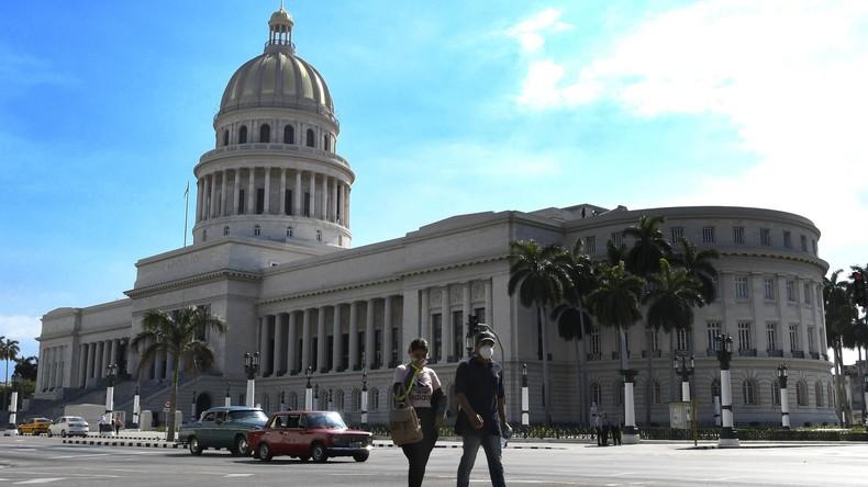 """Quedate en Casa"": Kuba sagt Corona-Epidemie den Kampf an"