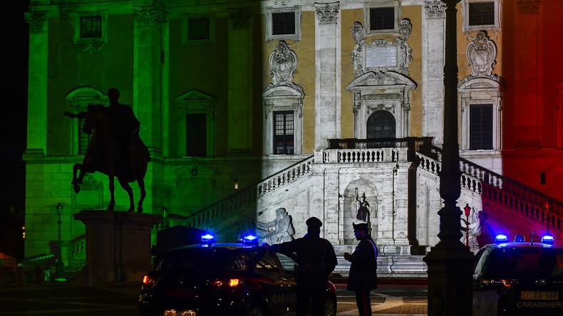 Von wegen Solidarität: Deutschland liefert Italien Atemschutzmasken, die zuvor festgesetzt wurden