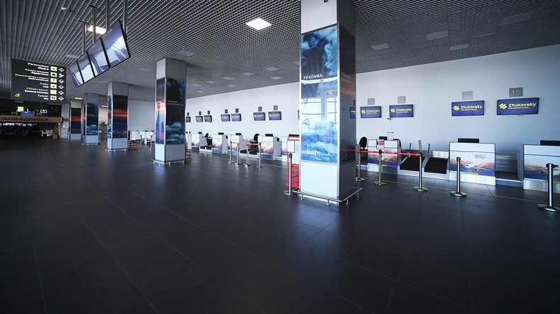 Russische Regierung ordnet Aussetzung aller Flüge ins Ausland an