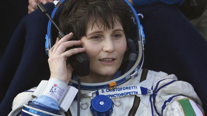 Astronautin Samantha Cristoforetti: Isolation ist für Familien mit Kindern eine Herausforderung