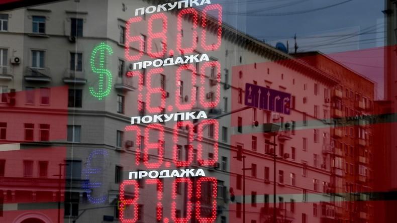 """Russlands unerwarteter Vorteil im vermeintlichen """"Ölpreiskrieg"""""""