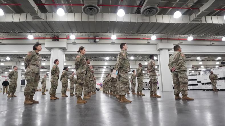 Der Krieg hat Pause ... Überseeverlegungen von US-Truppen für 60 Tage auf Eis gelegt