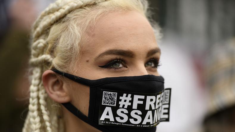 London hat Blut an den Händen, sollte Assange im Belmarsh-Gefängnis an Corona sterben