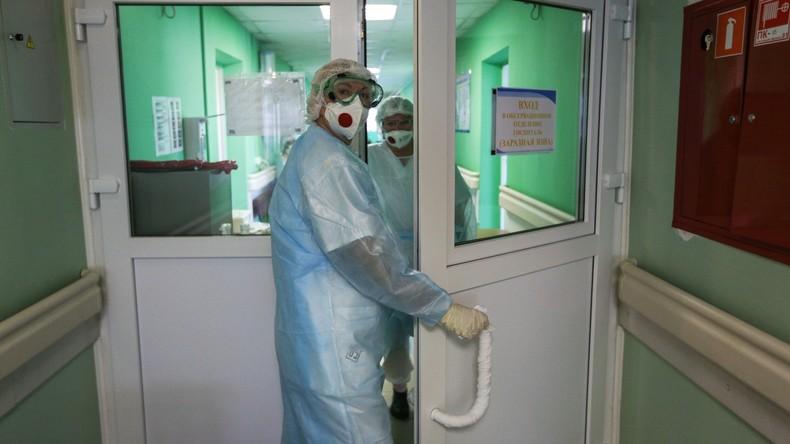 Bereits mehr als 1.000 nachgewiesene COVID-19-Infektionen und drei Todesopfer in Russland