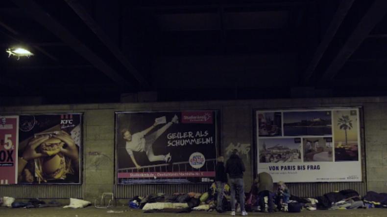 Wie geht es Berliner Obdachlosen in der Corona-Krise?