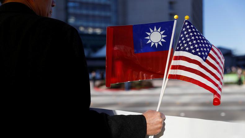 USA verabschieden neues Taiwan-Gesetz und fordern von anderen Nationen, sich an US-Linie zu halten