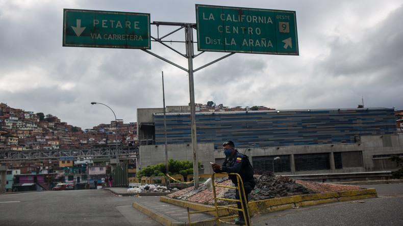 Corona-Krise in Venezuela – Hilfen aus China, Russland und Kuba über eine Luftbrücke