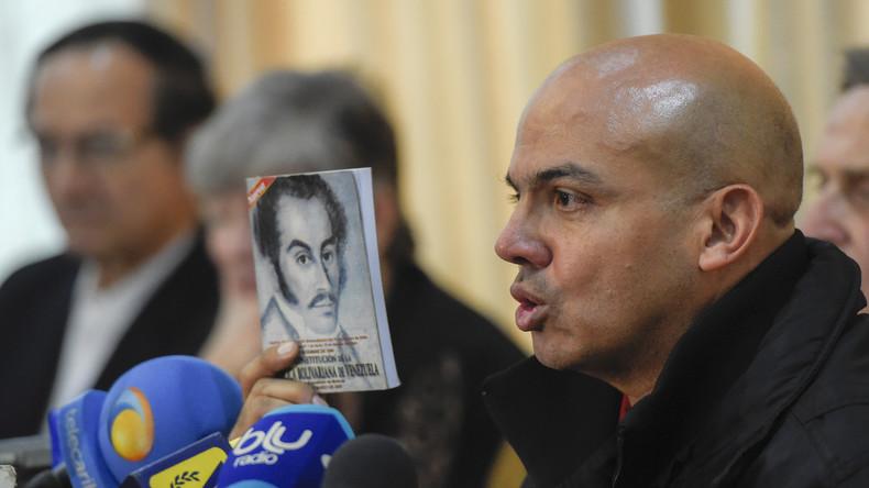 Ehemaliger venezolanischer General stellt sich US-Behörden nach Anklage wegen Drogenschmuggels