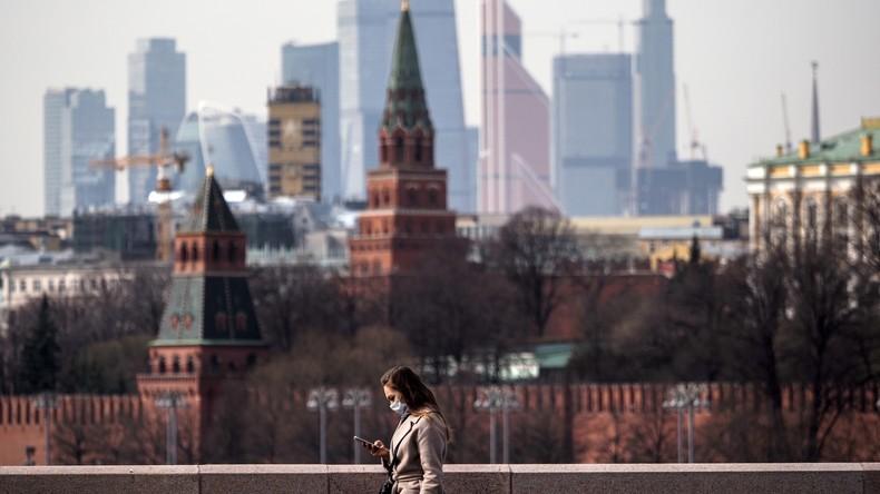 Ausgangssperre: Moskau verschärft Maßnahmen gegen Corona-Pandemie