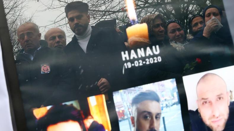 Hanau-Massaker: BKA sieht Rassismus offenbar nicht als Hauptmotiv für Tat