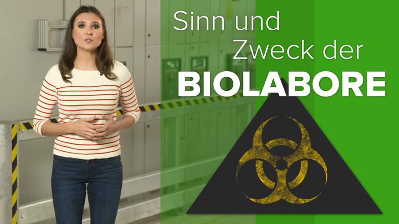 Gefährliche Forschung: Sinn und Zweck der Biolabore (Video)