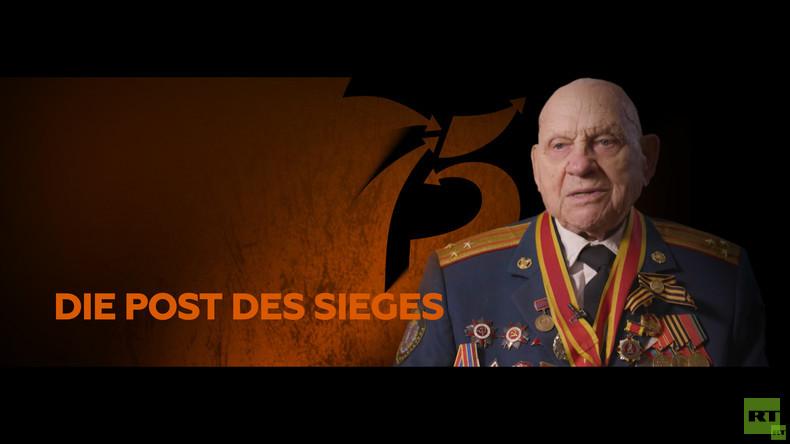 #PostDesSieges: Veteran Spartak Sytschjow wartet auf eure Briefe