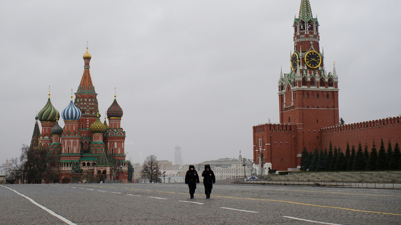 Wegen COVID-19-Pandemie: Russland drängt G20-Staaten zur Lockerung von Sanktionen