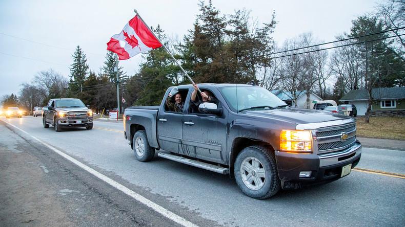 Kanada: Corona-Arbeitslose wollen keine Miete mehr zahlen (Video)