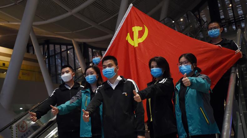 China zerstört westliche Doppelstandards: Kampf gegen Corona kennt keine politischen Grenzen