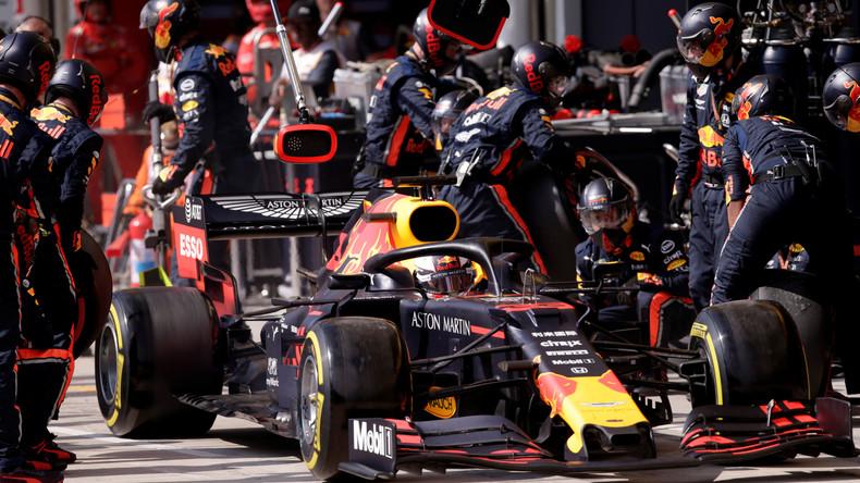 Irrer Plan: Formel-1-Team Red Bull sollte eigene Fahrer absichtlich mit Coronavirus infizieren