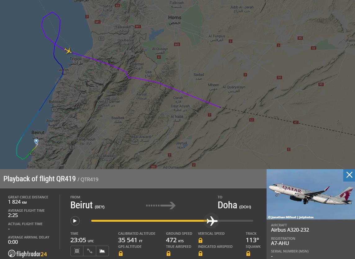 Erneut Schutzschild-Taktik? Zwei Zivilflugzeuge durch israelische Angriffe zur Umleitung gezwungen