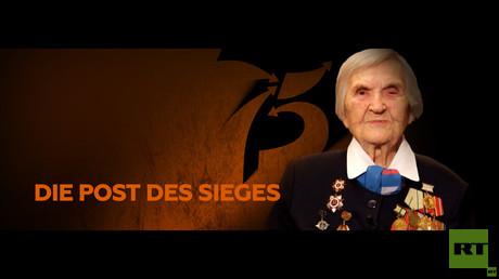 #PostDesSieges: Veteranin Soja Romanenko wartet auf eure Briefe