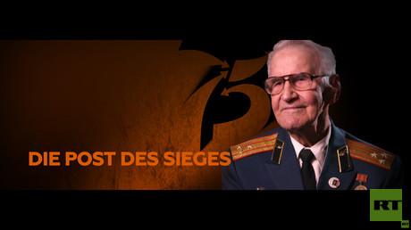 #PostDesSieges: Veteran Boris Schaposchnikow wartet auf eure Briefe