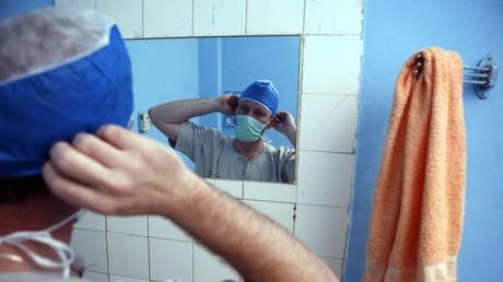 Kämpfe um Mangelware: Deutschland und Frankreich sichern Bestände an Atemschutzmasken (Symbolbild)