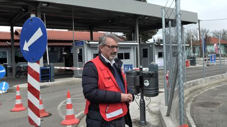 Rotkreuz-Präsident Rocca kommentiert Lage an türkisch-griechischen Grenze