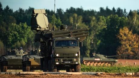 Das russische Luftabwehrsystem