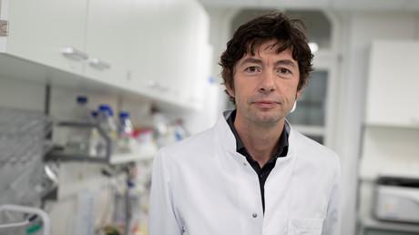 Der Direktor der Virologie an der Berliner Charité Christian Drosten