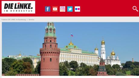 Zu russlandfreundlich: Wie der SPIEGEL gegen Die Linke Stimmung macht