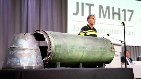 Im Mai 2018 präsentierte das JIT die Buk-Rakete, mit der der Flug MH17 abgeschossen worden sein soll. Bellingcat behauptet aufgrund einer eigenen