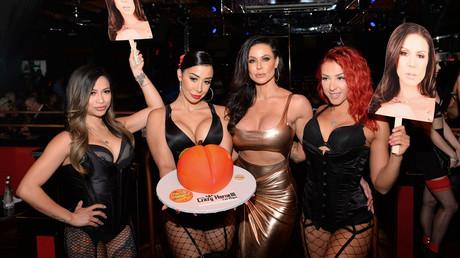 Geburtstagsfeier für eine Porno-Darstellerin im September 2019 in Las Vegas